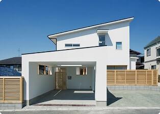 長寿命住宅を造ります